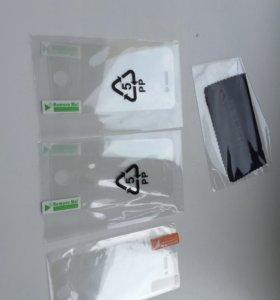 Защитные плёнки для iPhone 4s