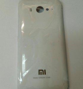 Задняя крышка для Xiaomi MI2, белая