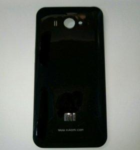 Задняя крышка для Xiaomi MI2, черная