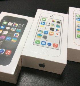 iPhone 5S на 16Gb оригинал новые