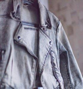 Куртка/пиджак джинсовый