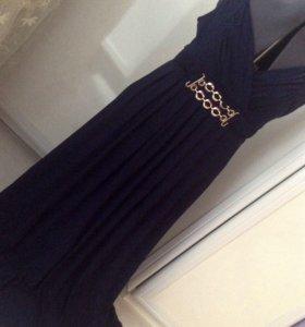 Очень красивое платье в пол