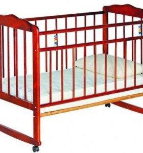 Б/у кроватка