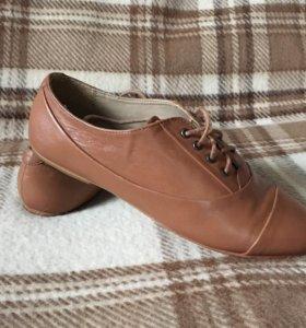 ‼️Новые ботиночки Zara Basic на 38,5р.