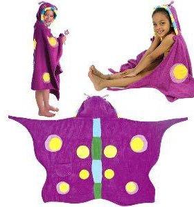 Детское полотенце с капюшоном kidorable