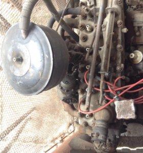 Двигатель ГАЗ52