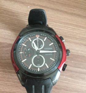 Часы citizen eco-drive