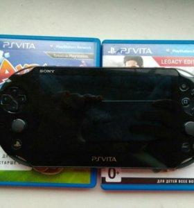 Продам портативную приставку Sony