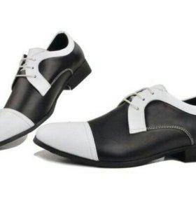 Стильные мужские туфли для торжества