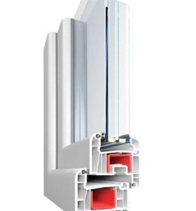 Пластиковые окна (стеклопакеты) montblanc nord 70