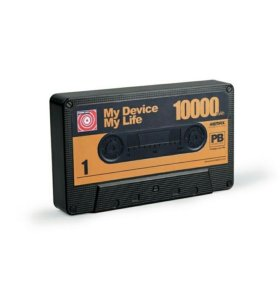 Портативный аккумулятор - кассета 10000mah