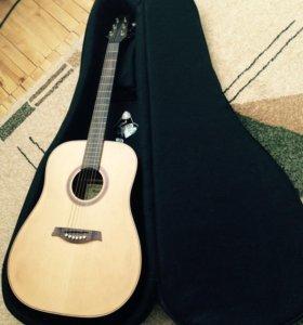 Гитара акустическая Martinez SW 12/NM
