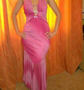Вечернее платье (размер 46-48)