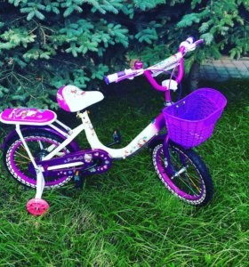 Велосипед HELLO KITTY