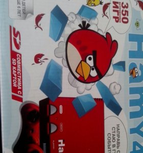 Sega -Dendy Hamy 4 Angry Birds Red
