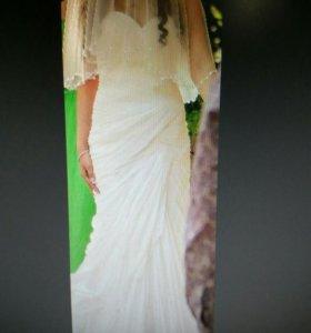 Свадебное платье торг уместен