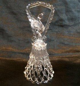 Подарочный сувенир из горного хрусталя