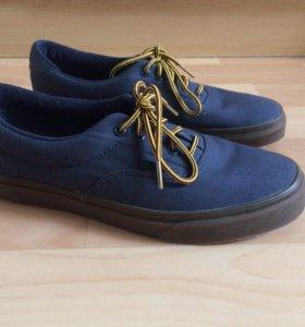 Ботинки vans новые!