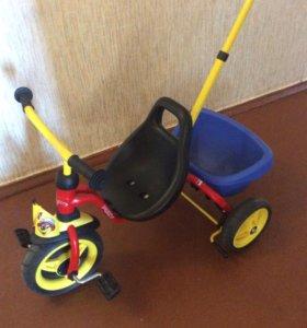 Детский 3-х колёсный велосипед PUKY