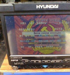 Автомагнитолла Hyundai