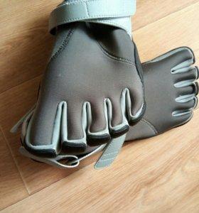 Пять пальцев, обувь, боты, бег