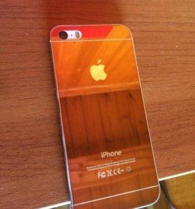 айфон 5s 16 gb silver
