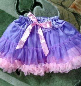 Праздничная юбка для девочек