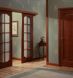 Установка межкомнатных дверей любых типов