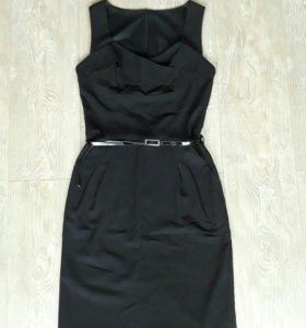 Платье сарафан офисный Pompa р. 44-46