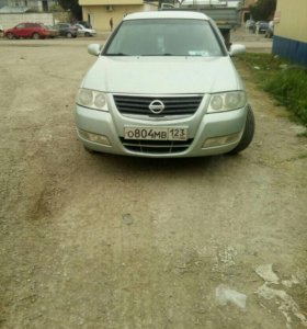 Nissan Almera Classic 1.6 AT, 2006, седан