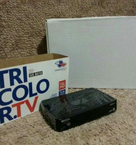 FullHd Tricolor Tv