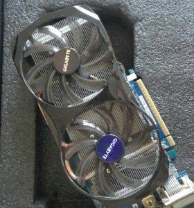 Nvidia Gigabyte gtx 650 1gb