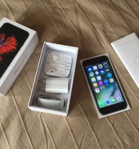iPhone 6s 16gb Space grey.