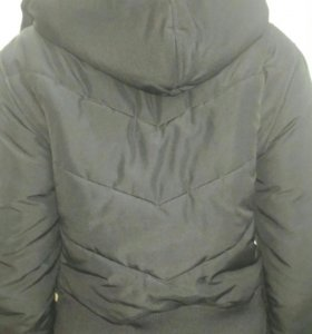 Куртки женские теплые
