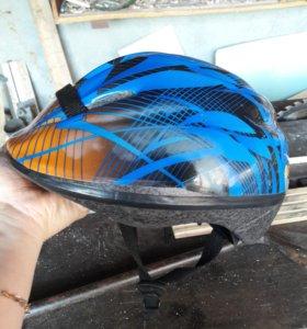 Велокресло + шлем