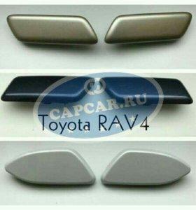 Toyota RAV4 крышка форсунки омывателя фар