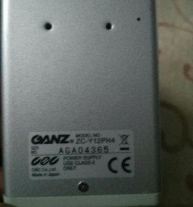 Цветная видеокамера наблюдения GANZ ZC-Y12PH4