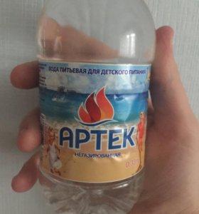 Артек – бутылка, коллекционное издание