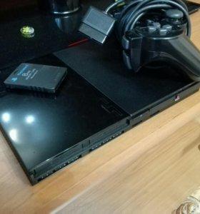 PS2, прошитая, подробности в описании