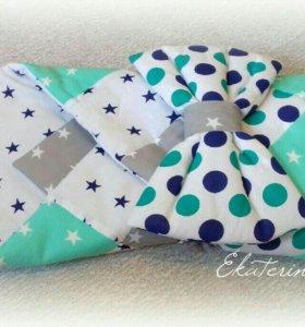 Конверт-одеялко