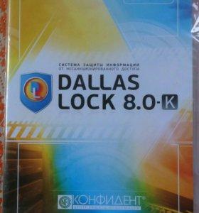 Dallas Lock 8.0-K