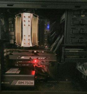 i5 2500k + z68xp-ud5 + 2x4gb ddr3 samsung