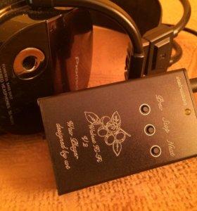 Hi-Fi плеер Walnut V2