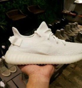 Adidas Yeezy Boost 350 white женские