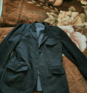 Пиджак мужской размер s