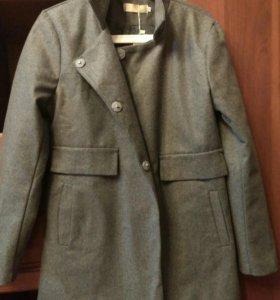 Новый женский пиджак/полупальто
