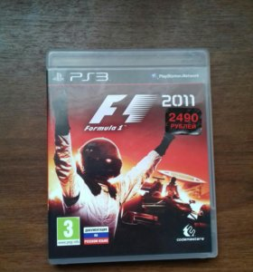 F1 playstation 3