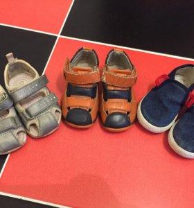 Много обуви 20р-ра