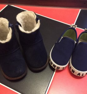 Много обуви 22р-ра