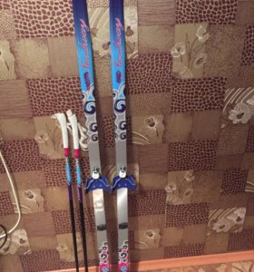 Лыжи на 140 см